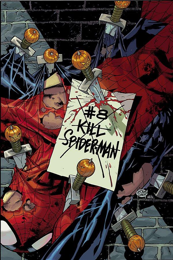 DR: The List - Spider-Man/Adam Kubert/Marvel