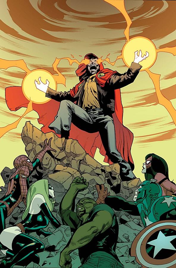 New Avengers #58/Stuart Immonen/Marvel