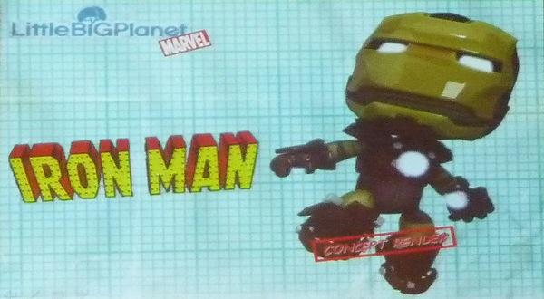IRON MAN/LBP