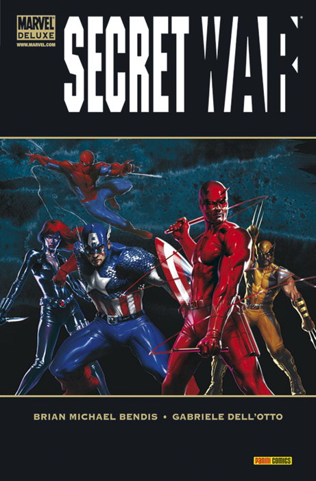Secret War Marvel 96