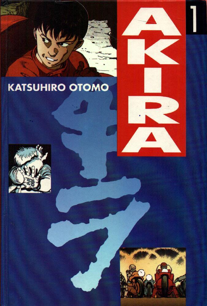 Akira Volume 1 Pdf