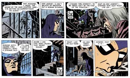 The Phantom según Barry
