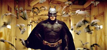 Bale como Batman