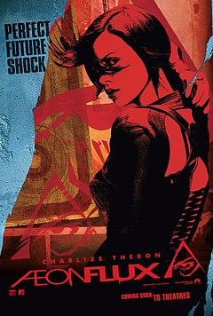 Aeon Flux Poster 1
