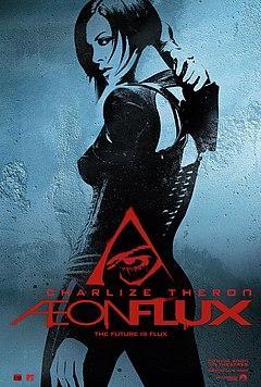 Aeon Flux Poster 2