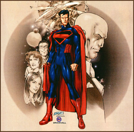 Ultimate Superman/Wizard/Draxhall