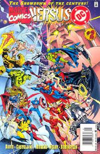 Castellini/DC/Marvel