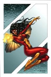 Spiderwoman/Marvel