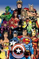 Los Vengadores y la JLA