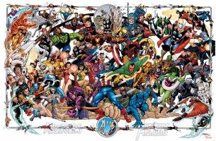 41 Aniversario de Los Vengadores
