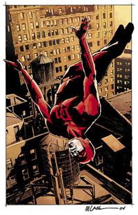 El Daredevil de Michael Lark