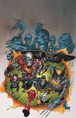 X-Men Deadly Genesys