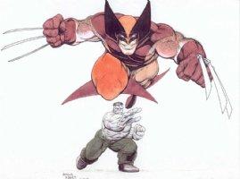 Lobi y Hulk