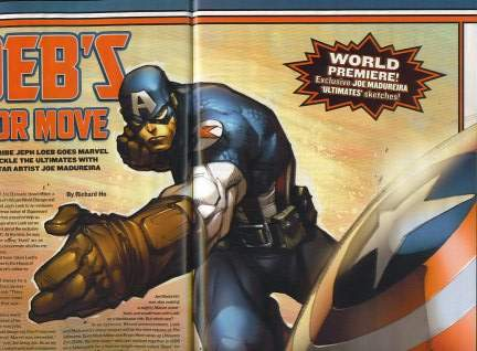 Ultimate Capitán América
