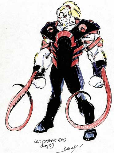 Ultimate Omega Red