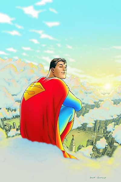 Portada All Star Superman 1