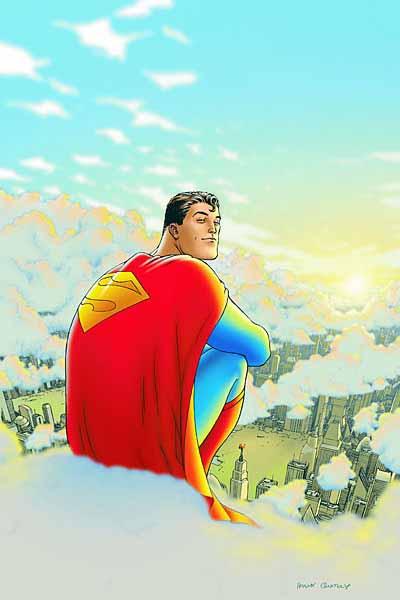 Portada All Star Superman 1