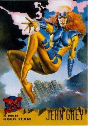 Jean Grey Años 90