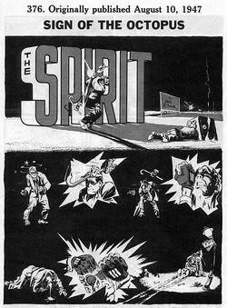 Spirit/Eisner