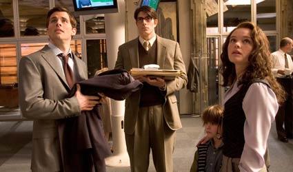 Clark y su gente