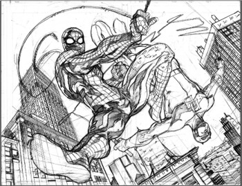 Página de Spider-Man & Black Cat 4