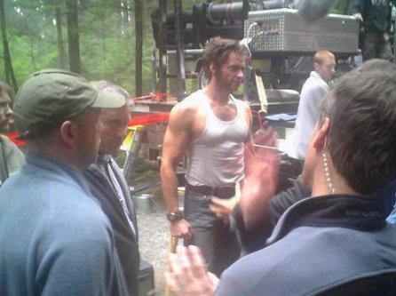 Hugh Jackman como Lobezno en X-Men 3