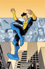 Mark Grayson, en portada