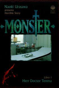 Monster Tomo 1