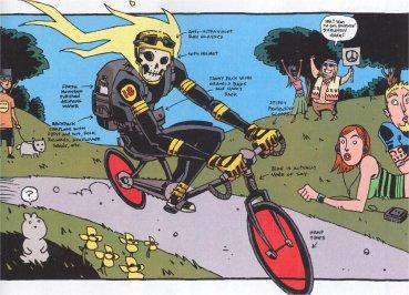 El Ciclista Fantasma