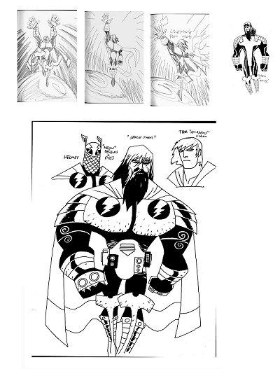 El Thor de Oeming