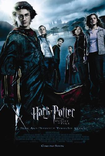 Harry Potter 4: Cartel Internacional