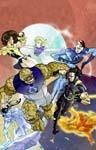 Ultrimate X-Men/4-F