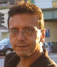 Foto de Rafael Nieves cedida por Antonio Maldonado
