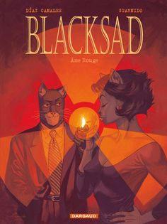 Portada de Blacksad 3