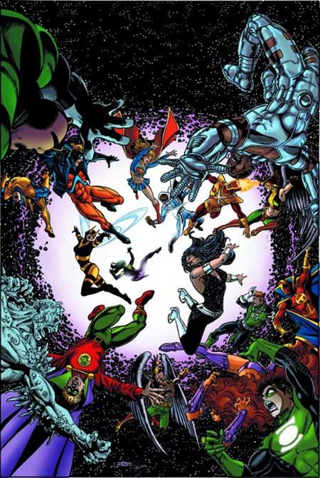 Infinity Crisis 4
