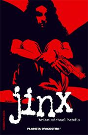 Jinx Alameda, protagonista del cómic