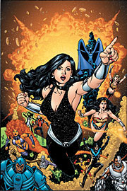 The Return of Donna Troy #4