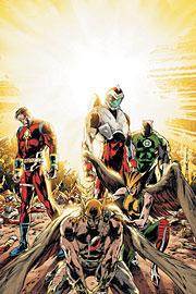 Rann-Thanagar War #6: el vacío...