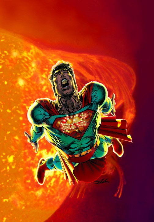 All-Star Superman por Neal Adams