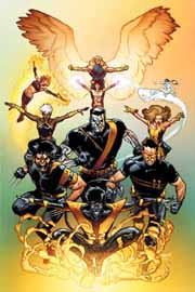Los Ultimate X-Men al completo