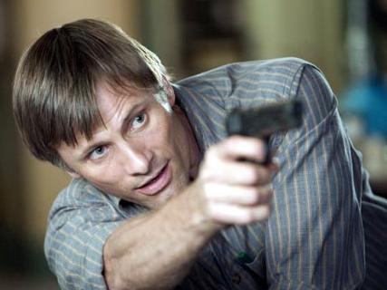 Viggo Mortensen como Tom Stall en UHDV