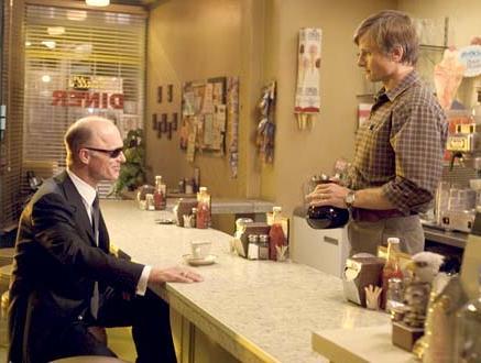 Ed Harris como Fogarty en UHDV
