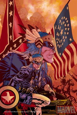 What if Capitan America
