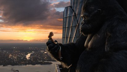 King Kong y Naomi