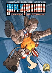 Johnny Amstrong, alias Superpatriot