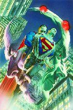 DC/Ross/¿No es un poco rara esta portada? ¿Pero esto no era una especie de Elseworlds?