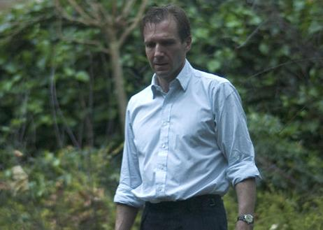 Ralph Fiennes en El Jardinero Fiel