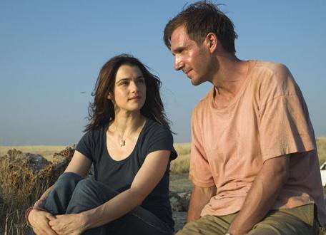 Rachel Weisz y Ralph Fiennes