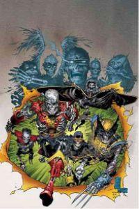Portada de X-Men Deadly Genesis #1