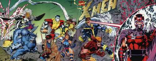 El clasico X-MEN #1